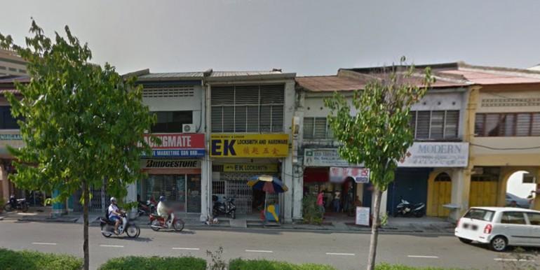 Jalan Datuk Keramat, no80