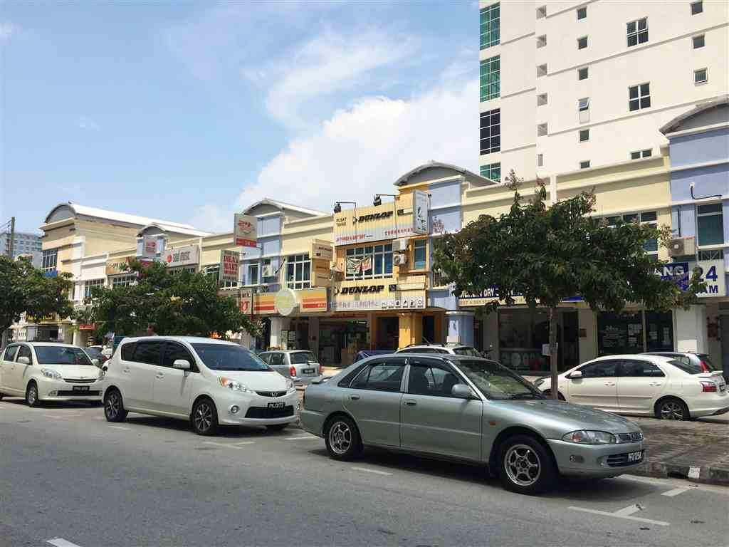 Office Lot in Sungai Pinang