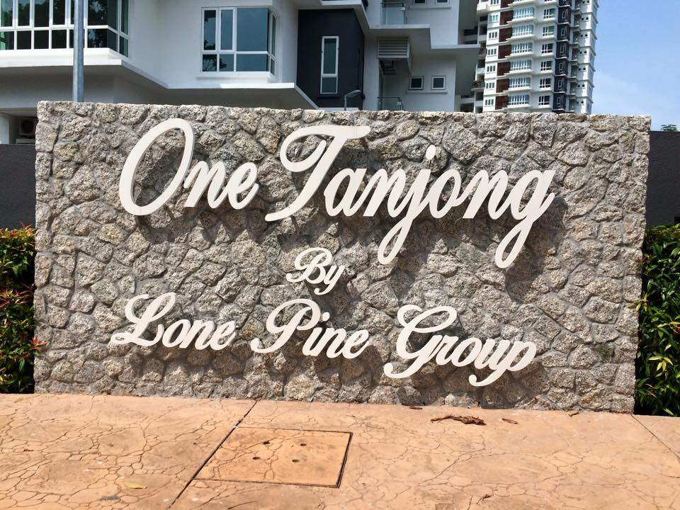 1 Tanjong, sea view