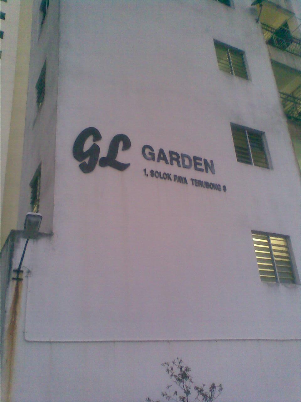 GL Garden, Paya Terubong