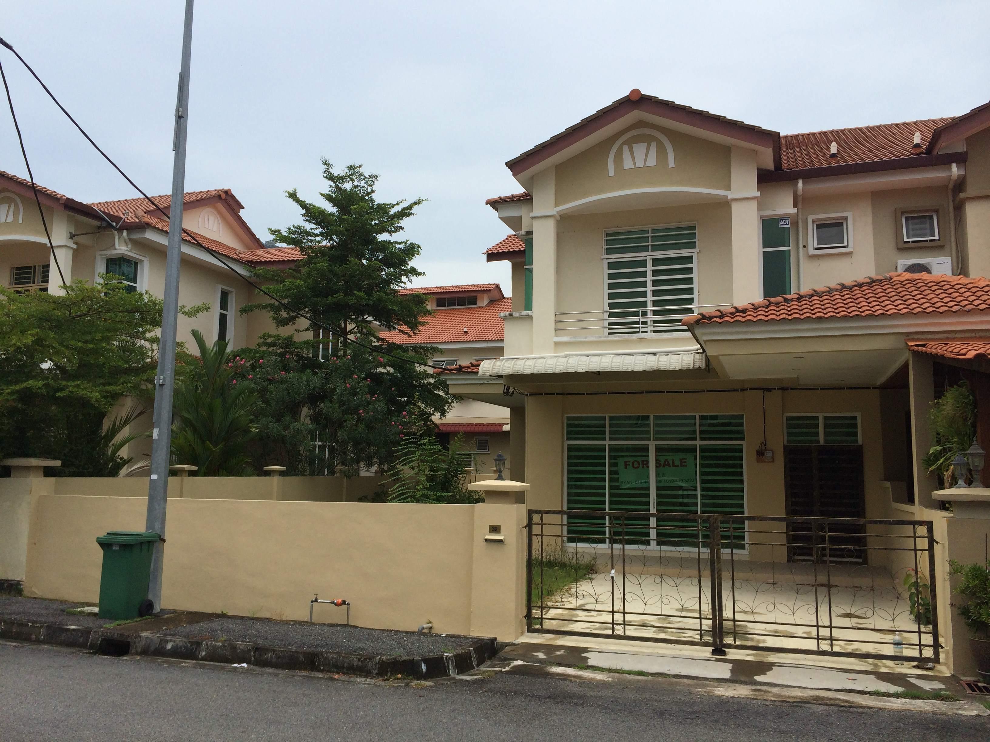 Double Storey Terrace, Balik Pulau