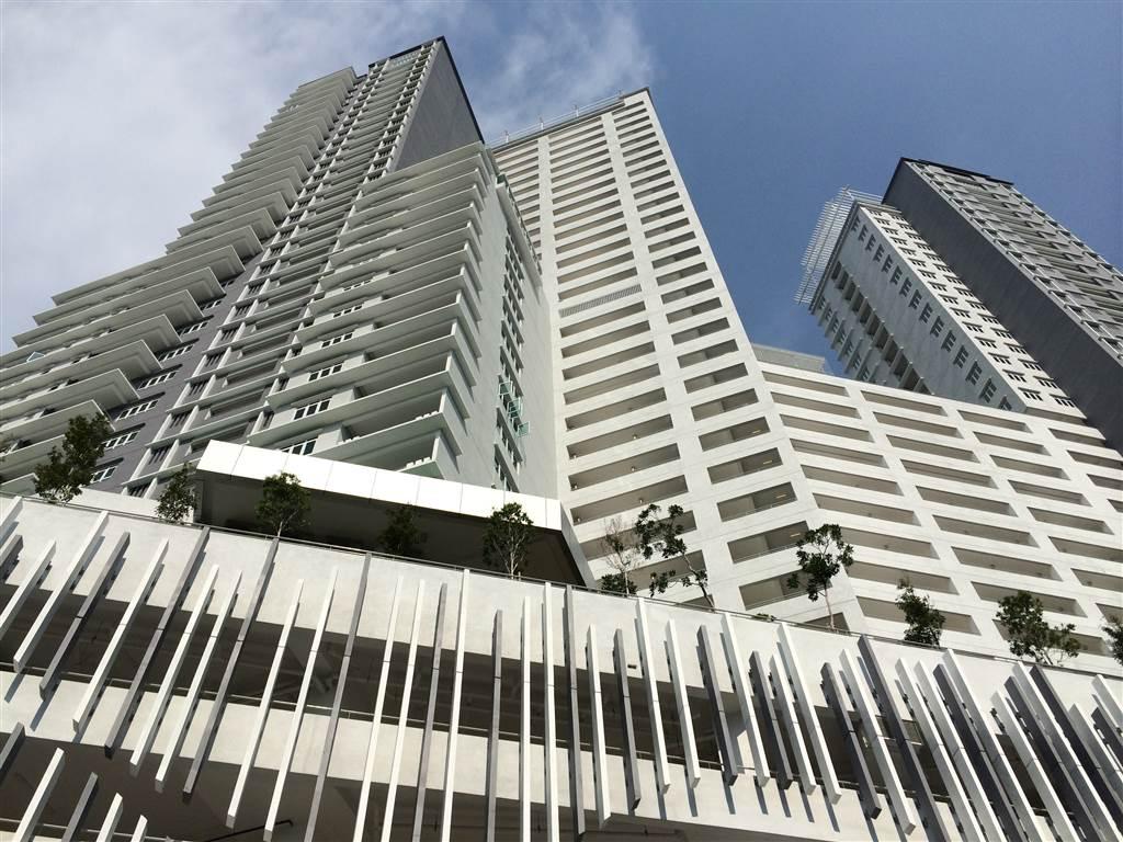 Vertiq Condominium Floor Plan