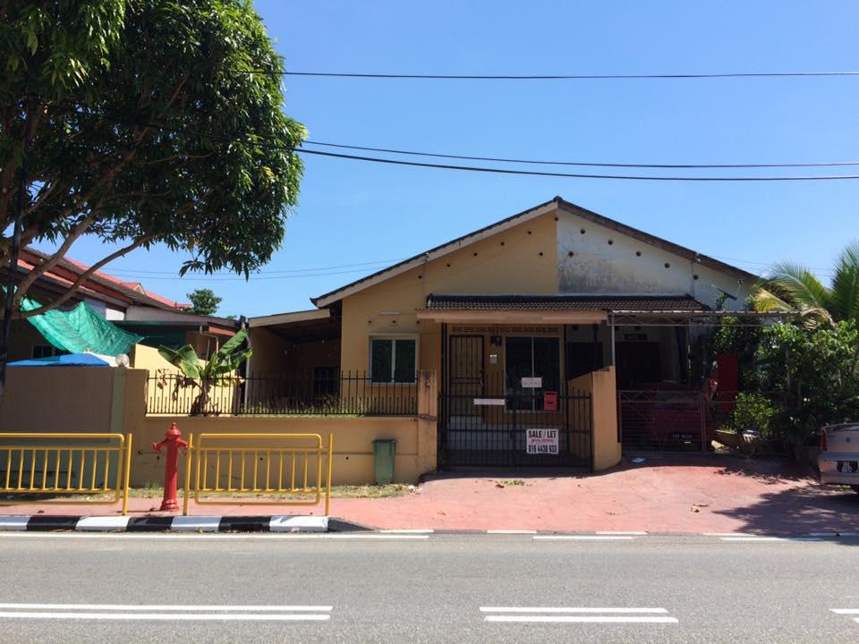 Single storey semi Detached, Jalan Lembah Permai