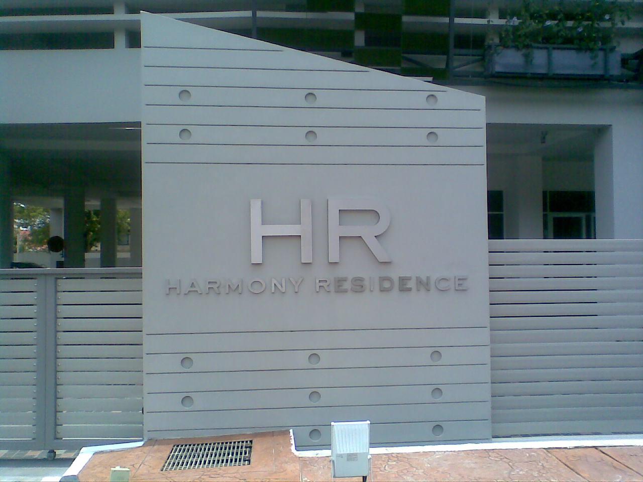 Harmony Residence, Tanjung Bungah