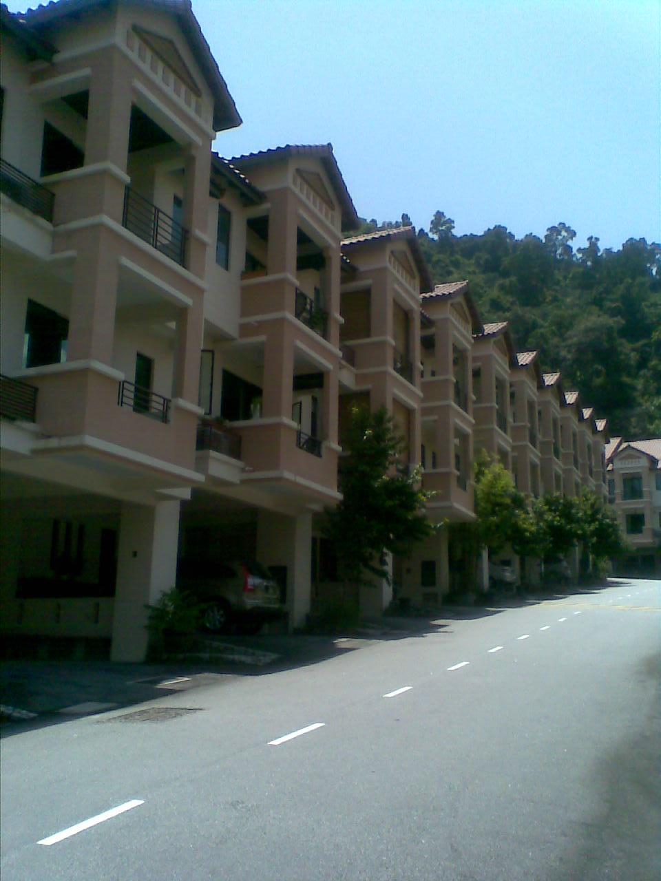 Alila Homes, Tanjung Bungah