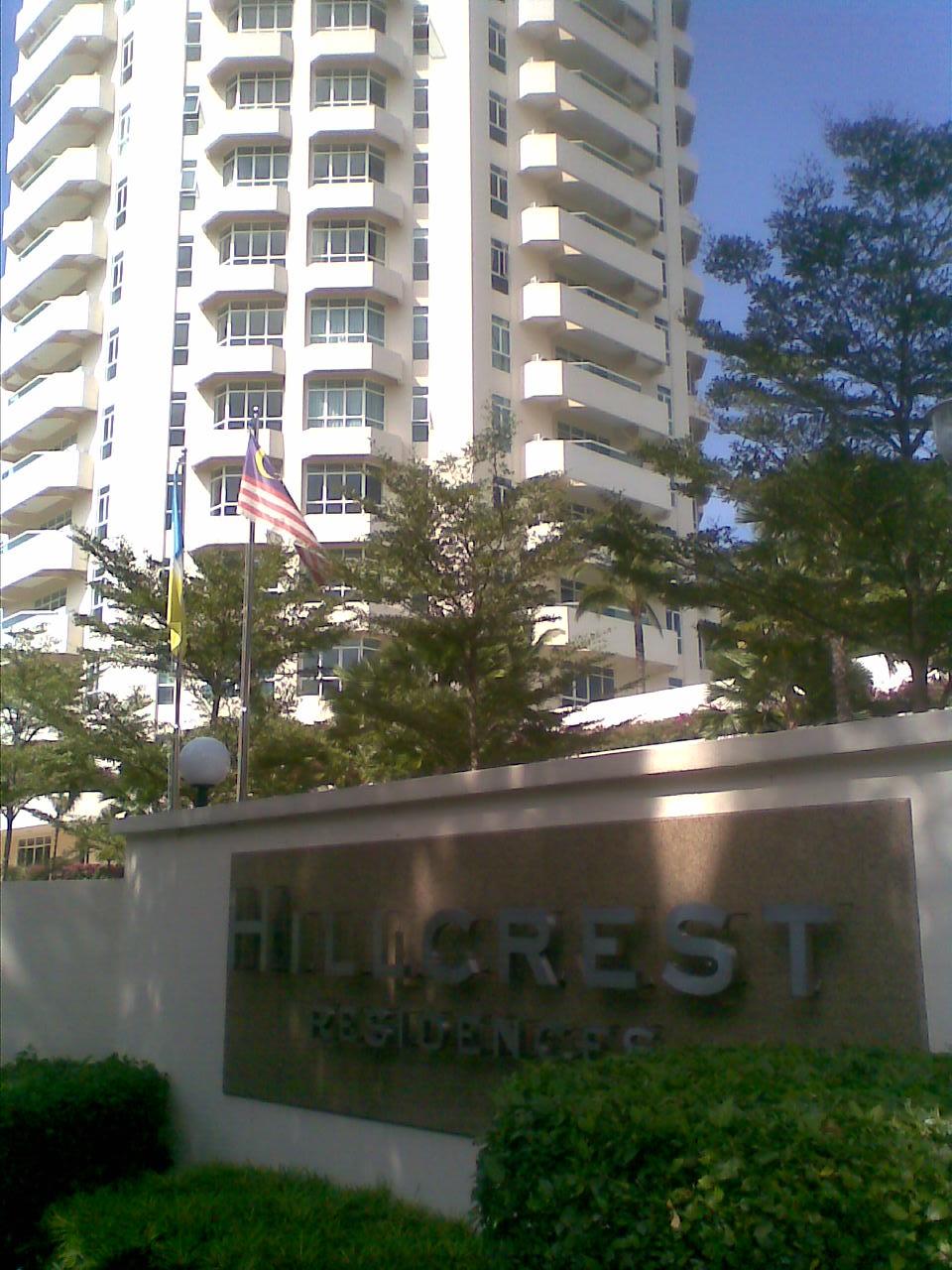 Hillcrest Residence, Bukit Jambul