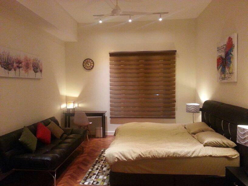 Andaman at Quayside, 1-bedder unit