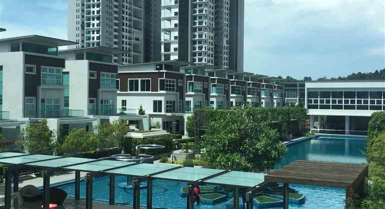 Permai Gardens : An Upscale Community Abode