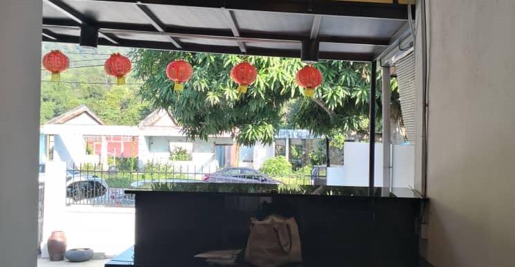 permai outdoor kitchen