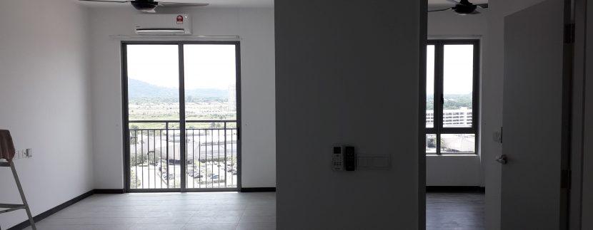 Type B : View fr Entrance